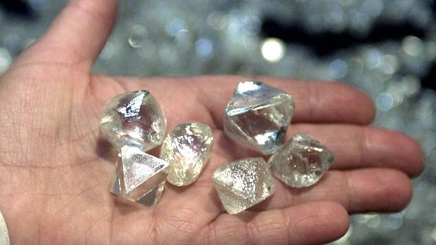 Rough Diamonds Terms Agreement Raw Gold Diamond Co