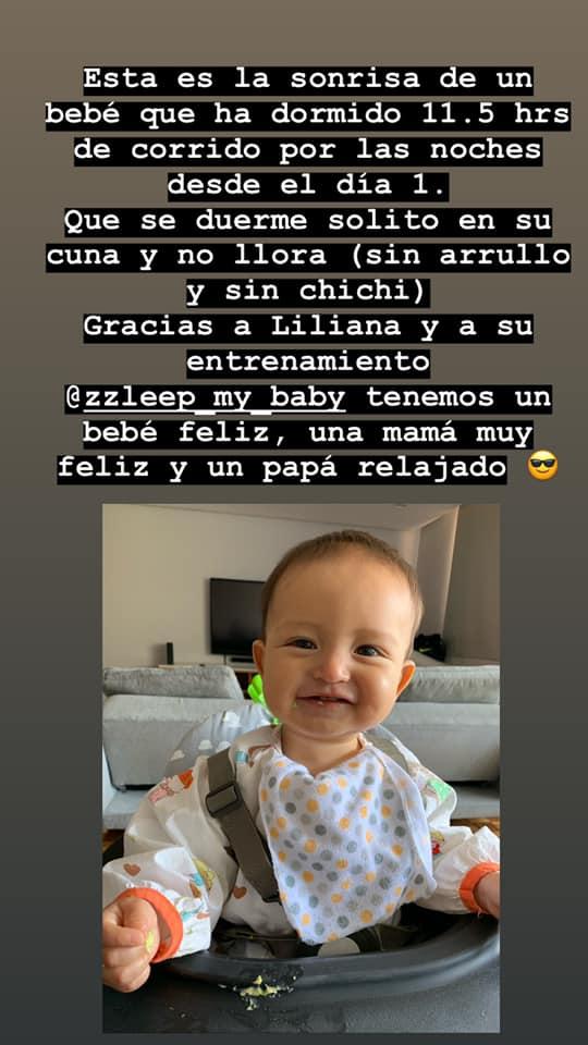 Lorenzo-Jan 2019 Mum: Monserat