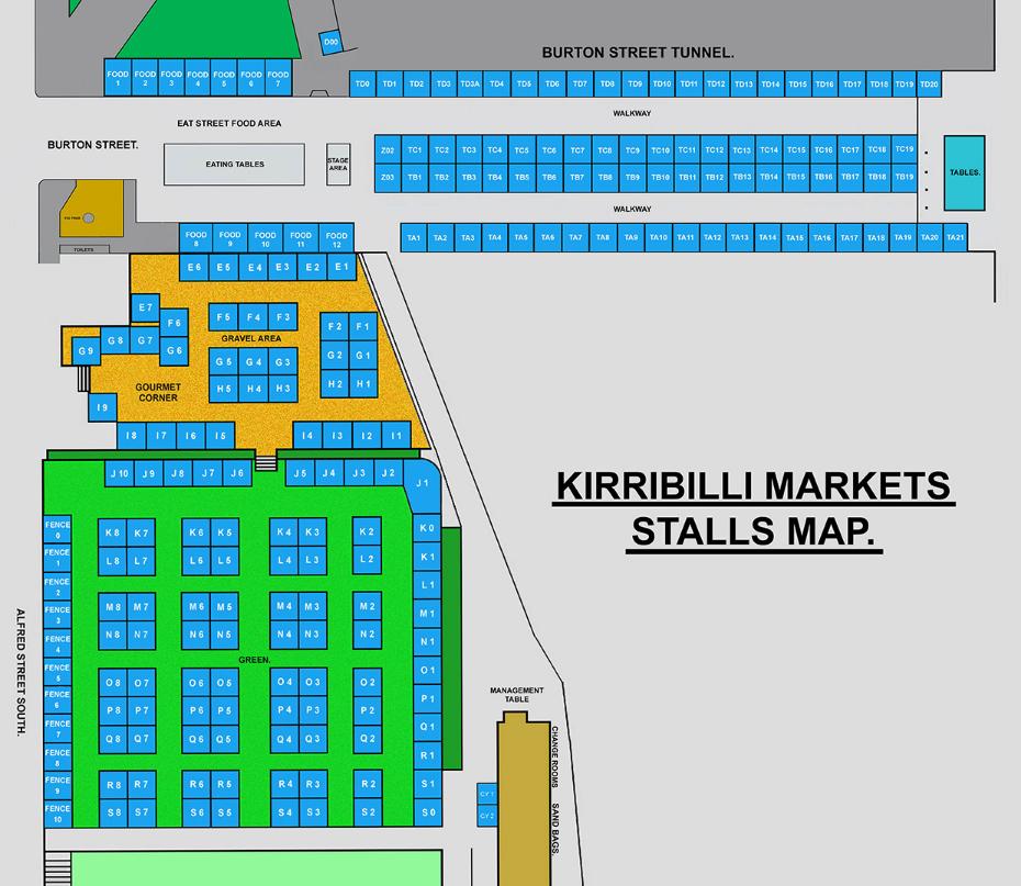 Art Design Fashion Market Kirribilli Markets