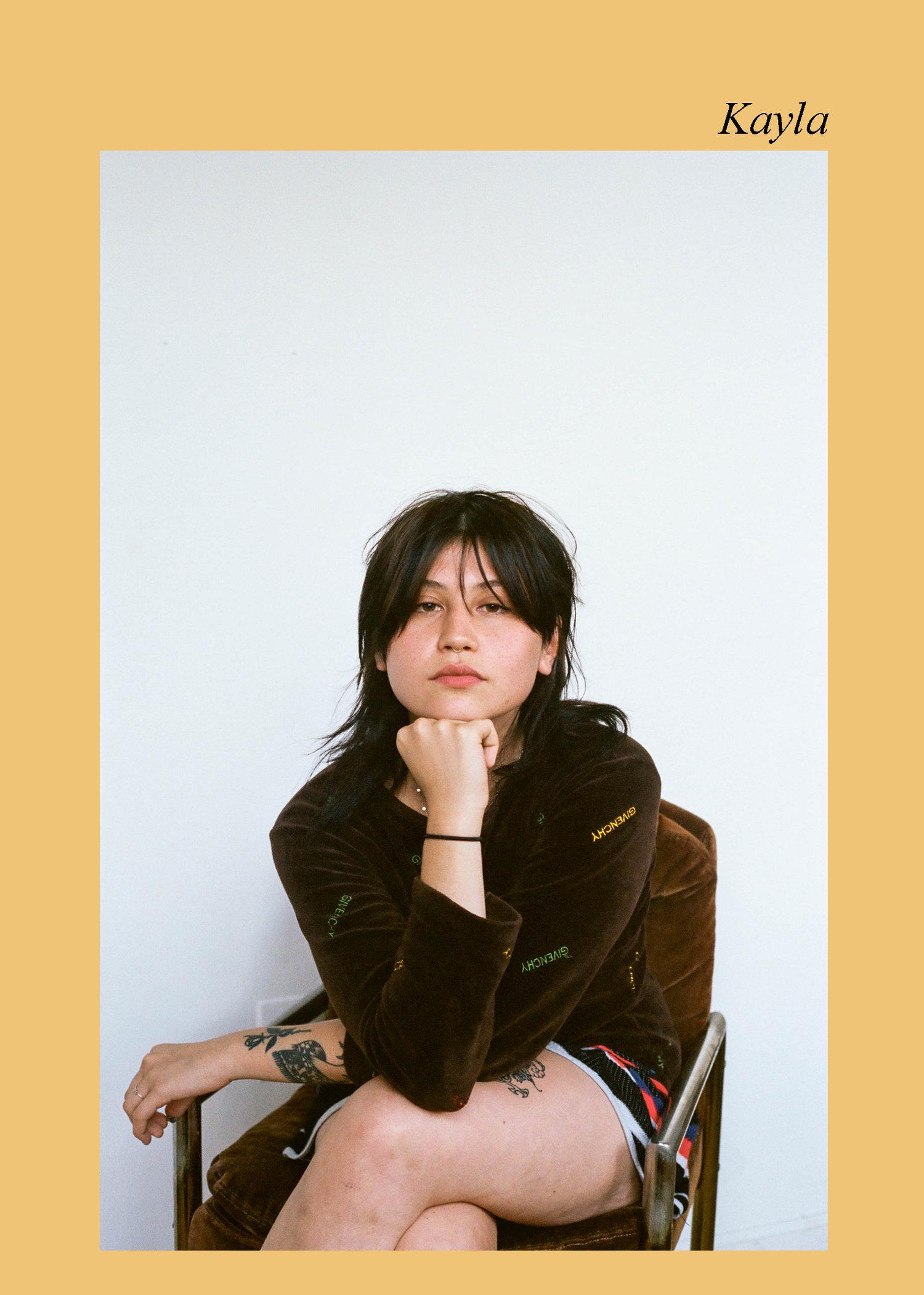Kayla: A conversation about body positivity , by Sophie Hur