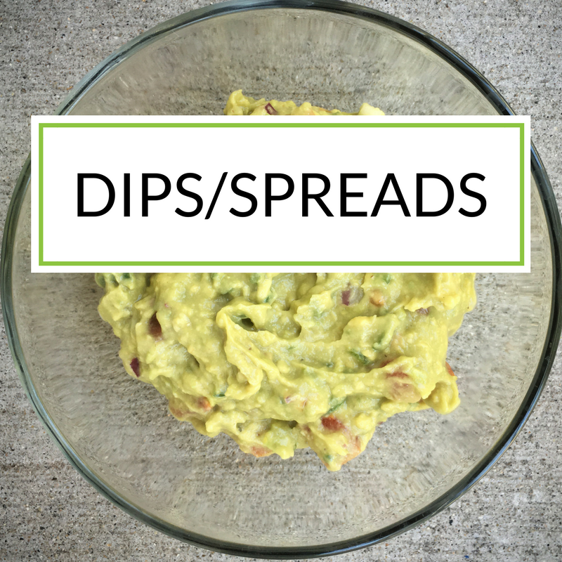 Dips/Spreads