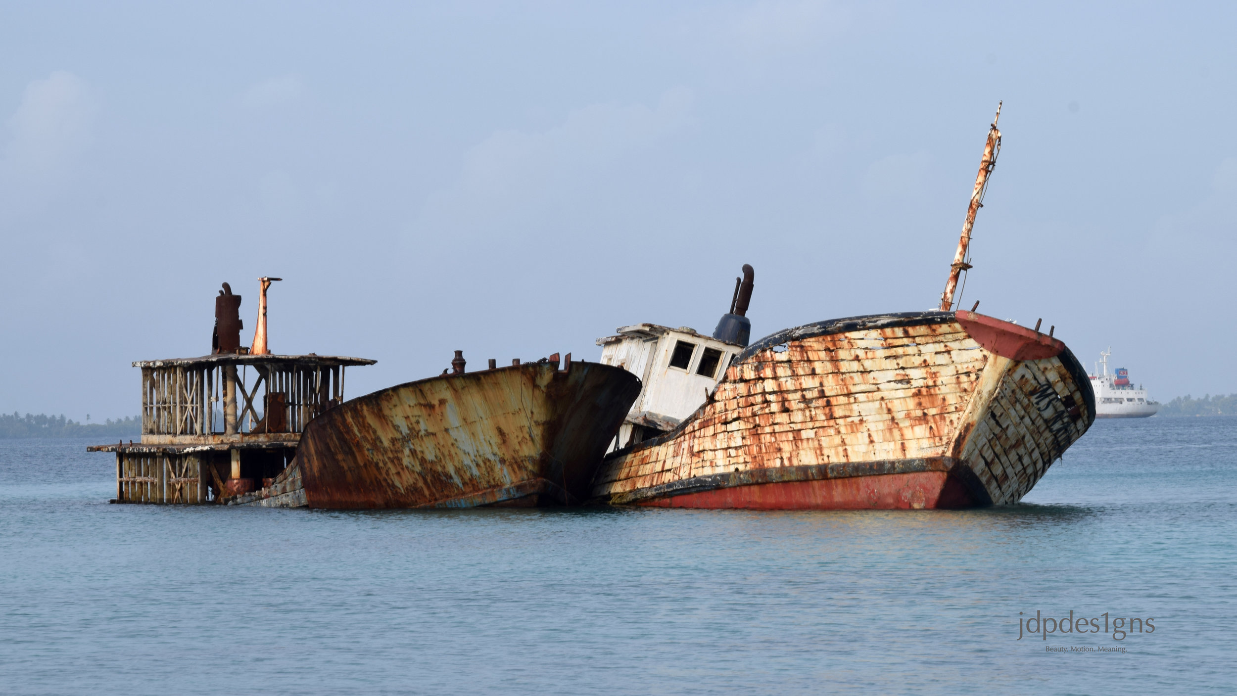 Rusting Boats in Lagoon Resize.jpg