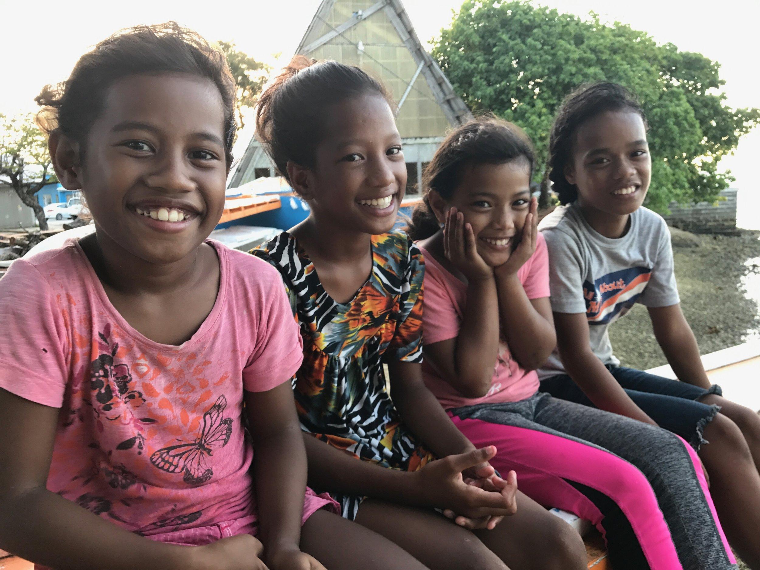 Four Singing Girls.JPG