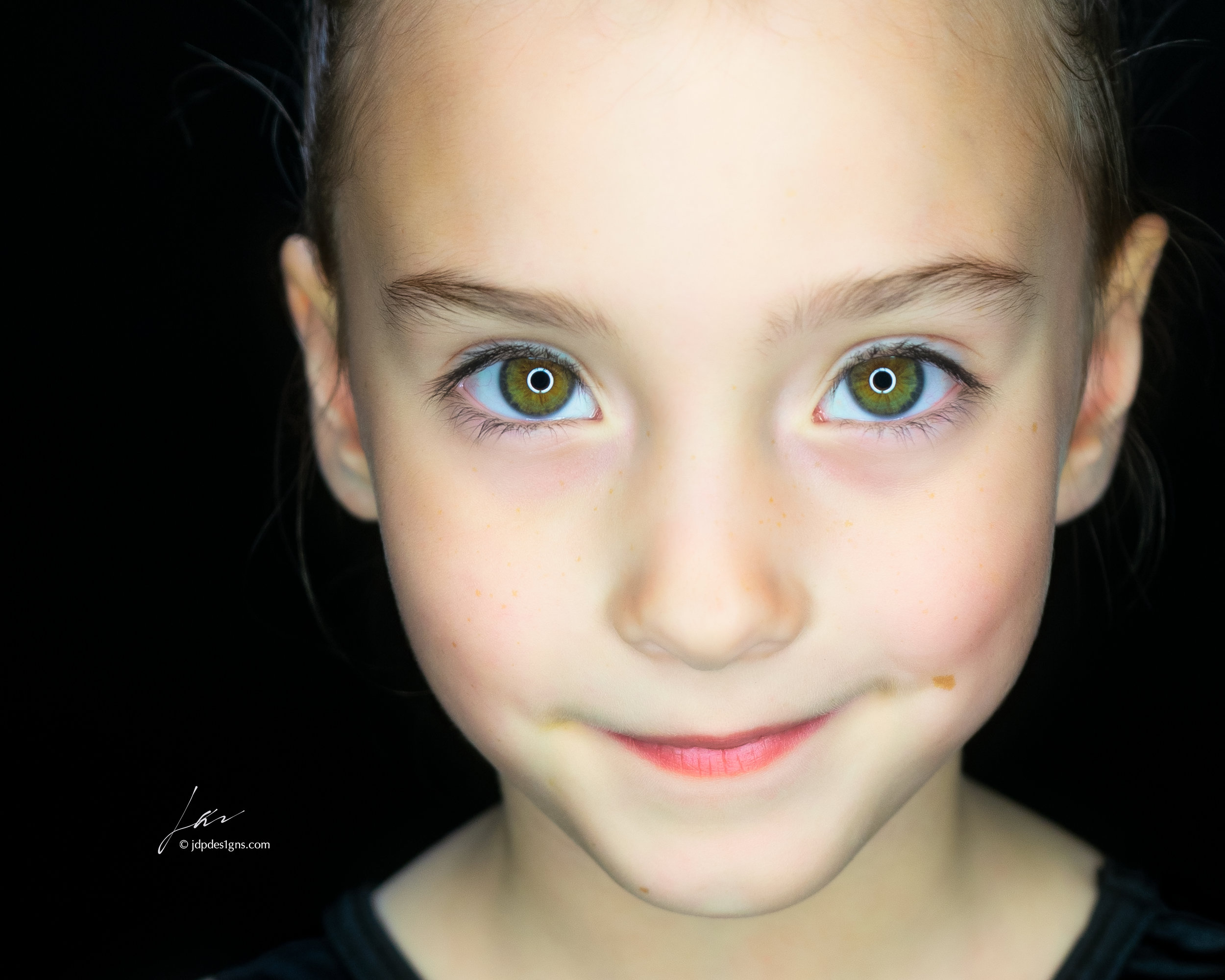 Close Up Portraits