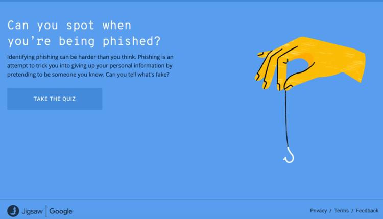 How to Improve Your Online Security — Sherrie Gossett