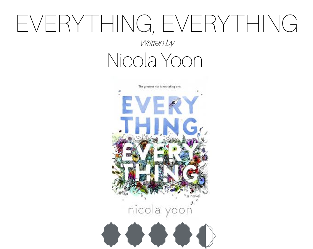 Book Review Everything Everything Halaina K