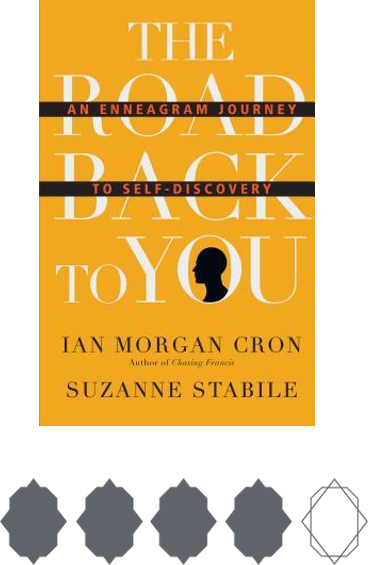 THE ROAD BACK TO YOU:  an enneagram journey to self discovery   by Ian Morgan Cron and Suzanne Stabile