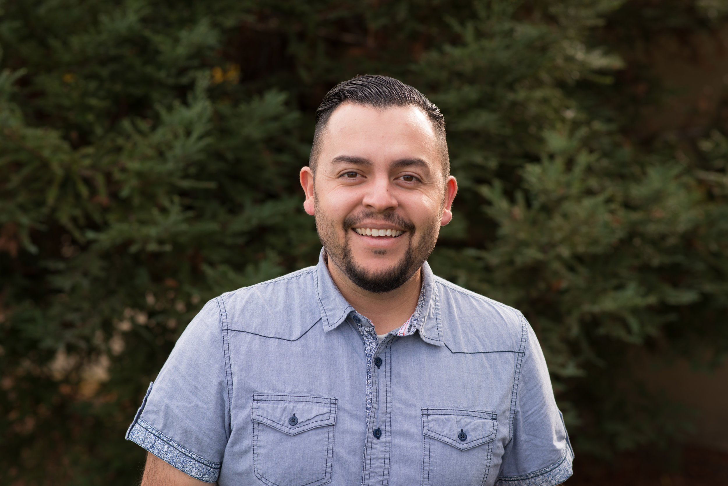 Esteban Warren  - Worship Director