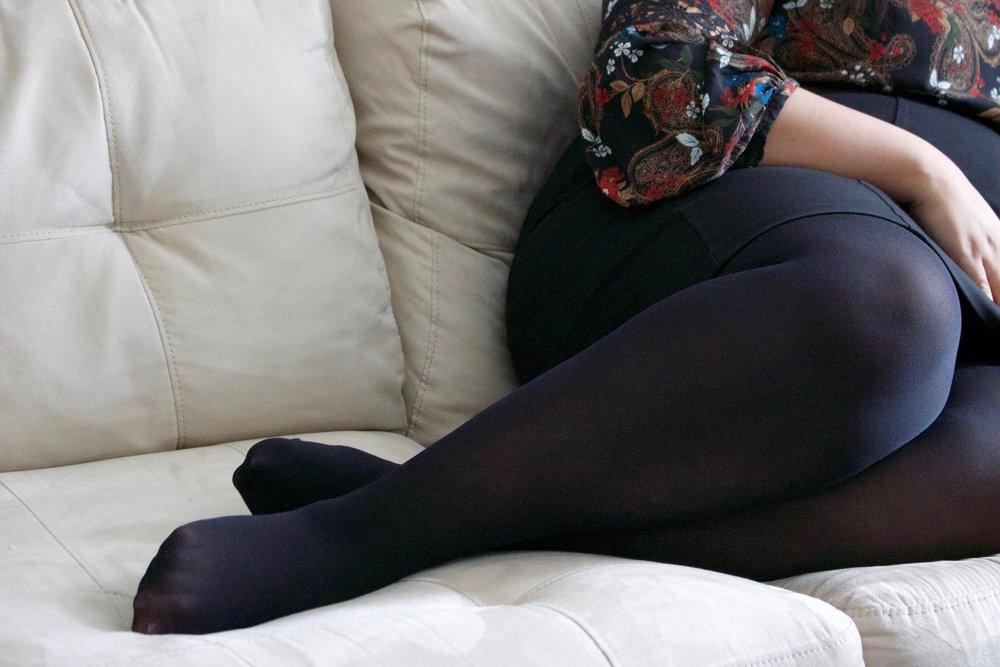 Curvy Pantyhose