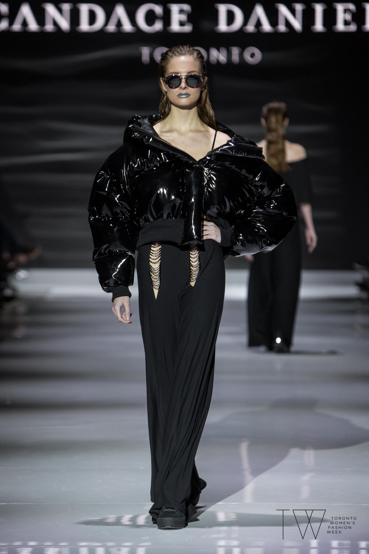 Candace Daniela image courtesy of Toronto Women's Fashion Week
