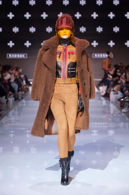 Rudsak image courtesy of Toronto Women's Fashion Week