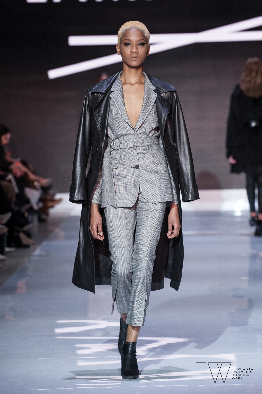 Lamarque image courtesy of Toronto Women's Fashion Week