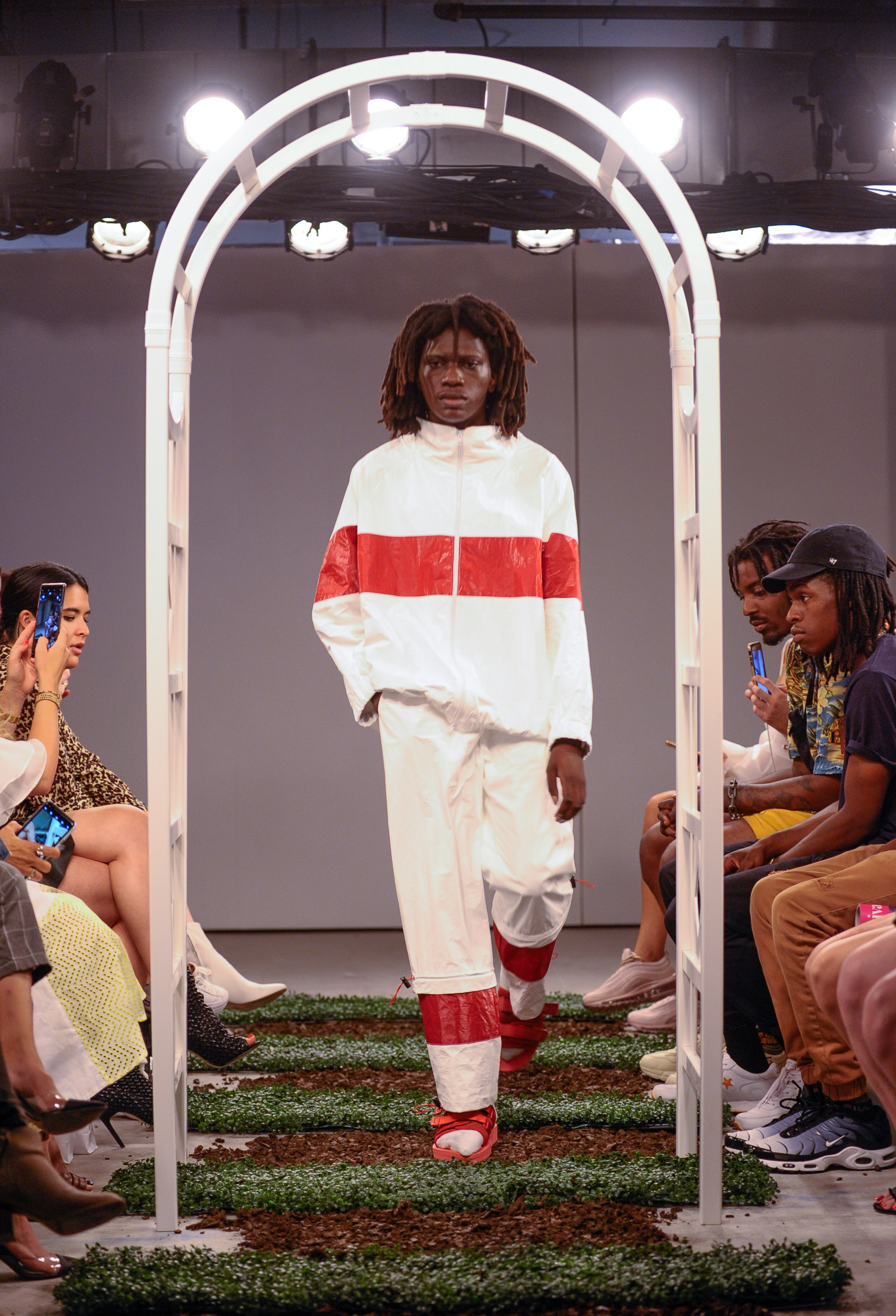 PHOTOGRAPHY BY GEORGE PIMENTEL and RE\SET™ 004 at Toronto Fashion Week