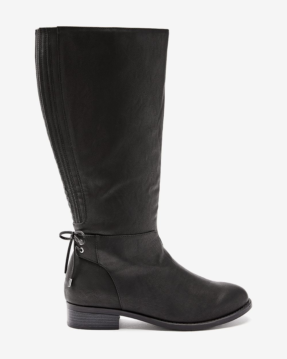 Tie Back Tall Boot - Addition Elle ($119 CAD)