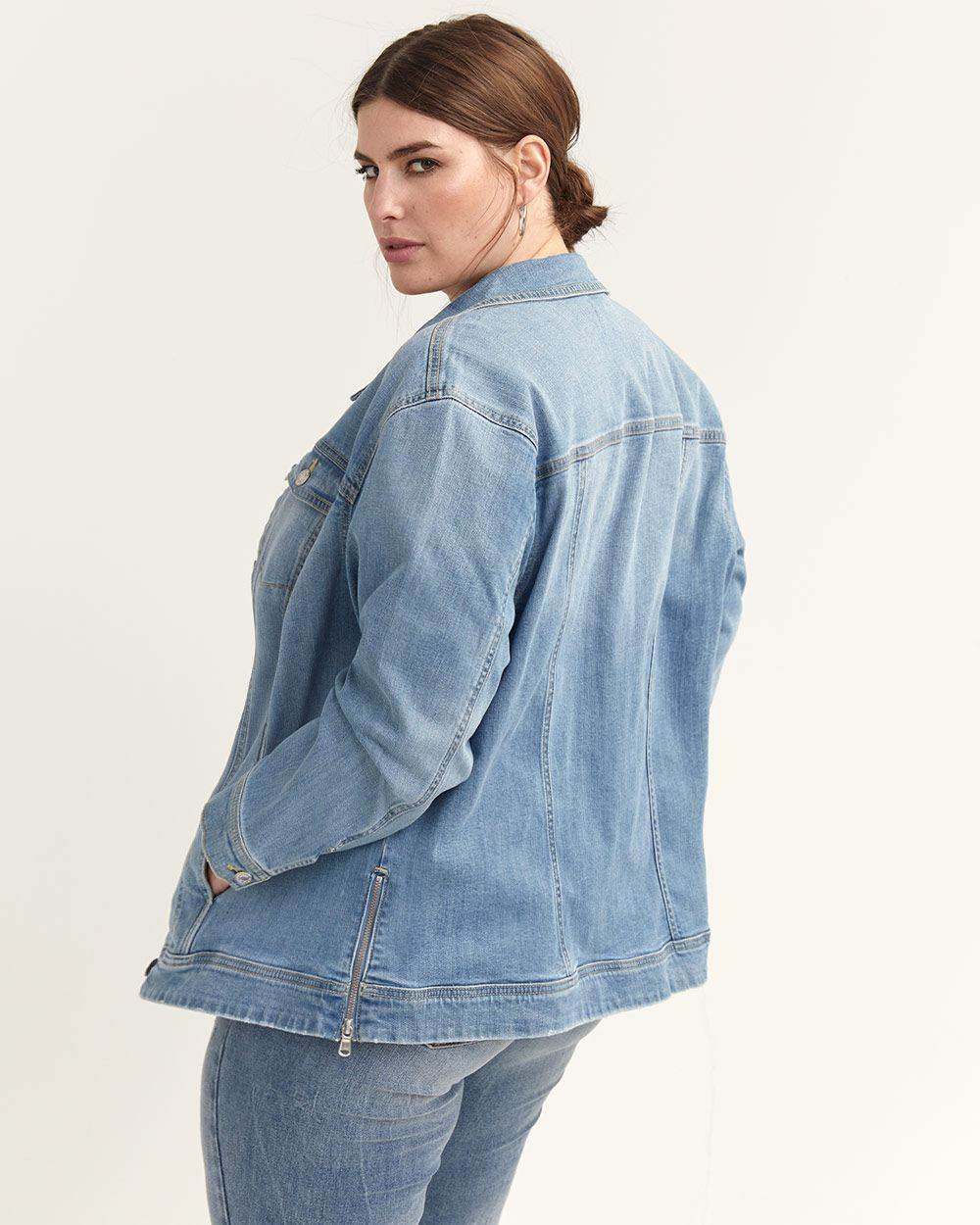 Addition Elle - Denim Jacket ($78 CAD)