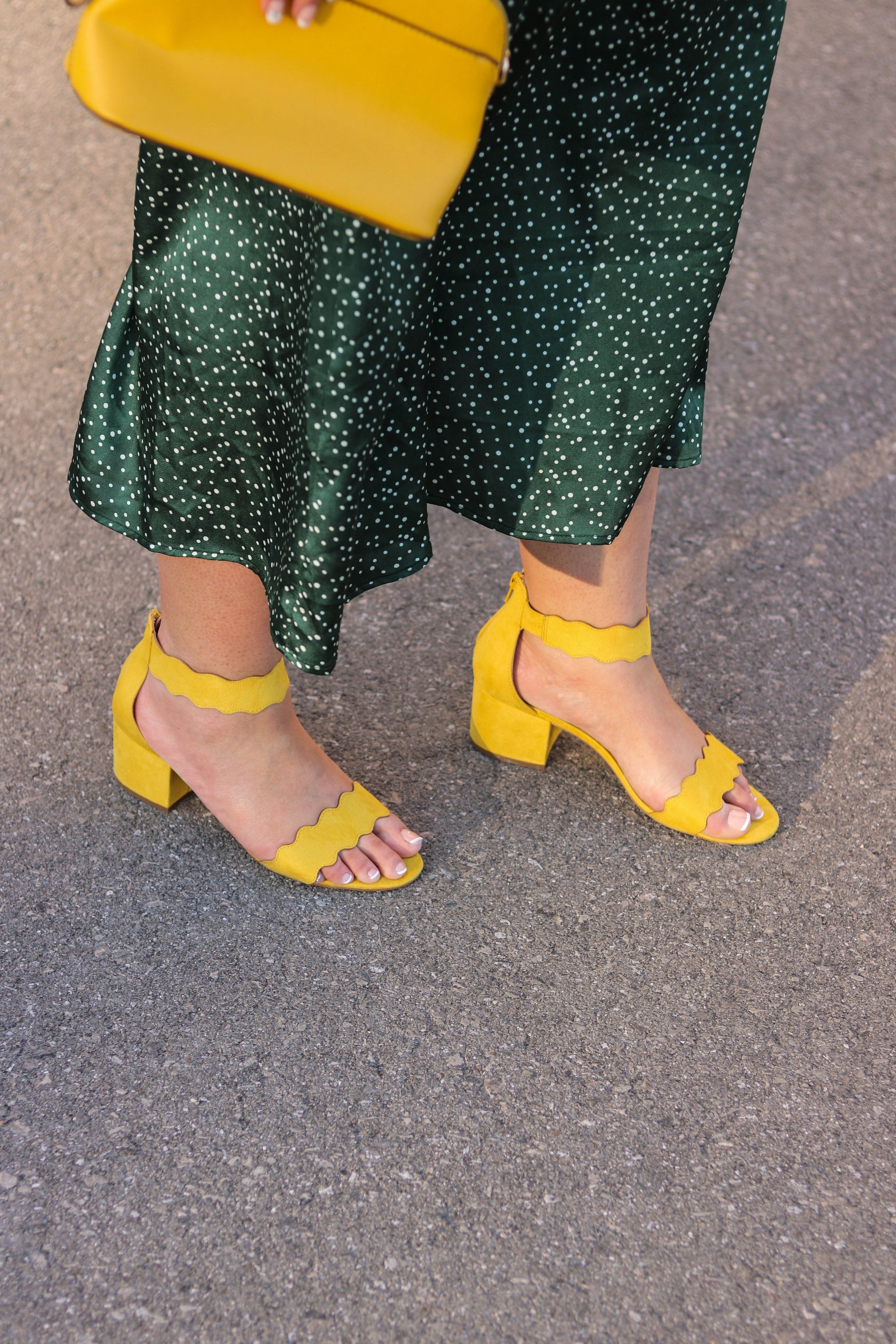 addition elle wide fit shoes - Sara Sohail (The Prep Gal)