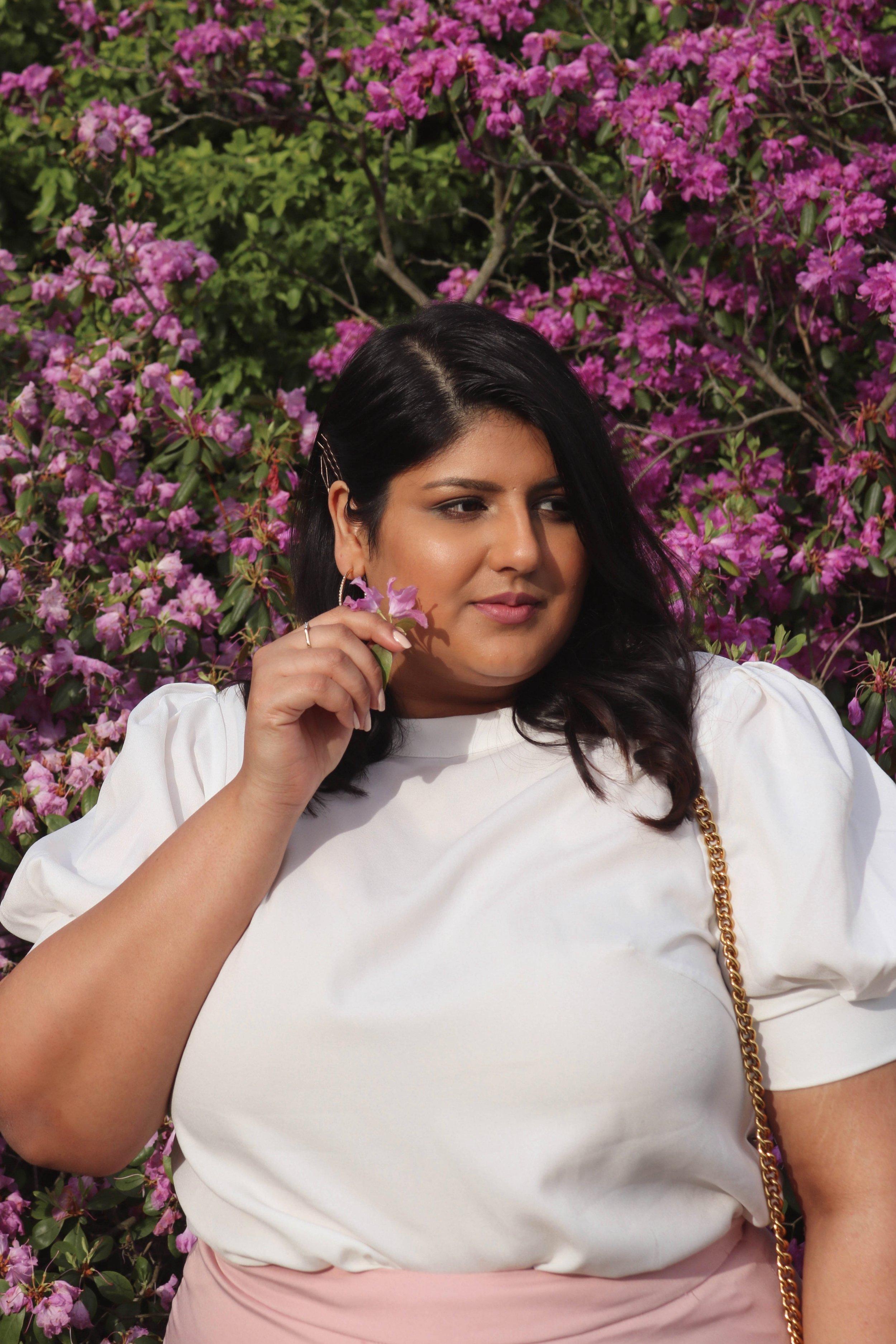 Plus Size Blogger Sara Sohail The Prep Gal