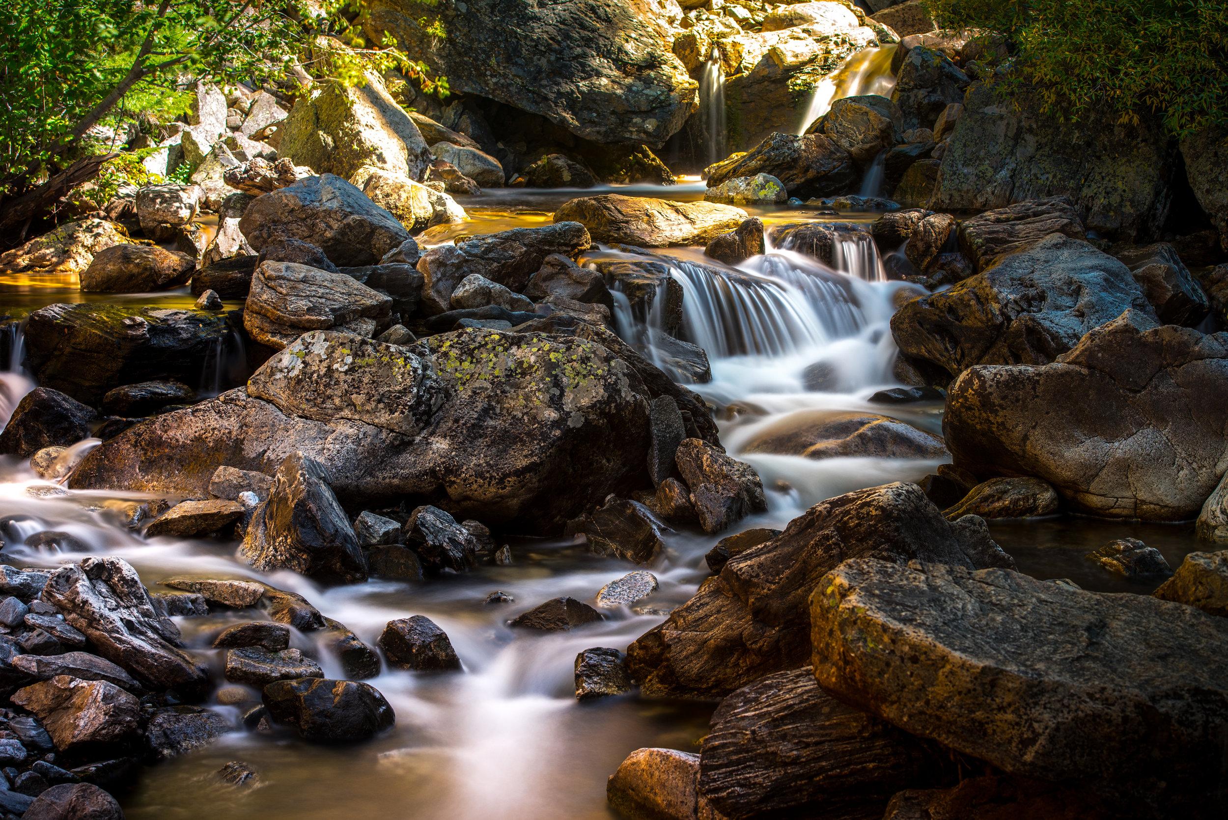 If it's in your nature, let it flow. If it's not, let it go. -