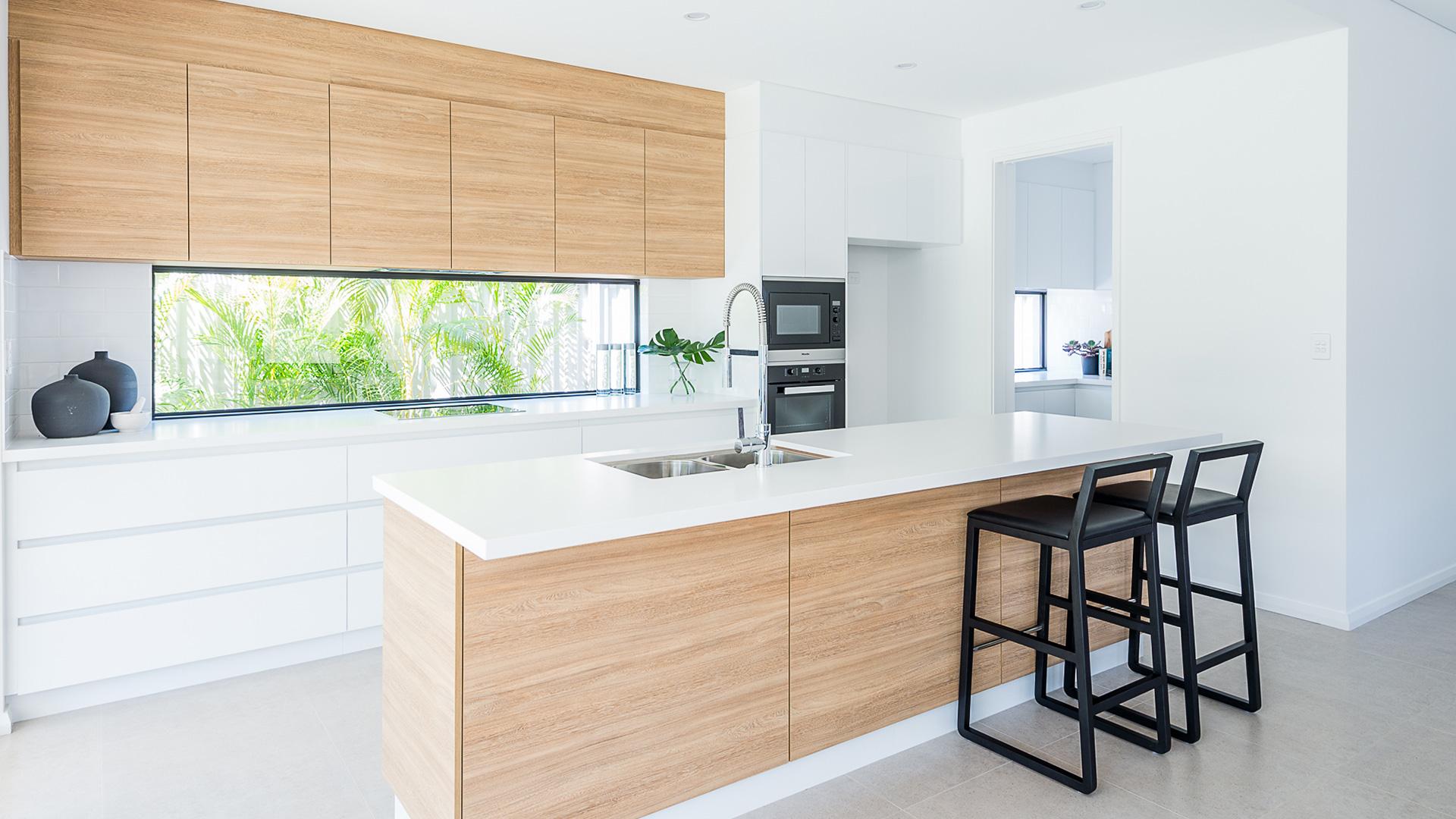 Perth builder, modern kitchen design