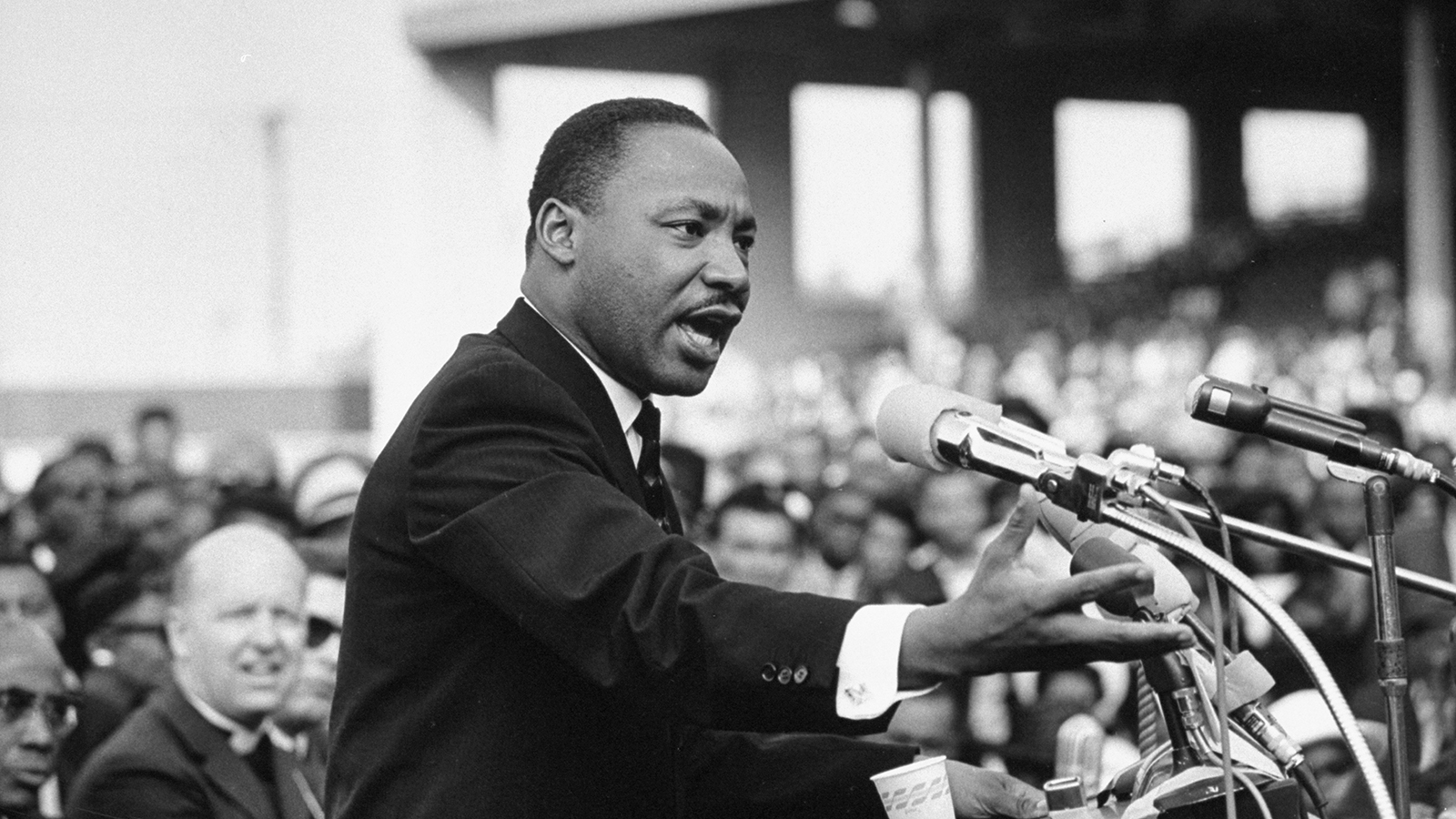 Martin Luther King Jr., theologian, pastor & civil rights activist