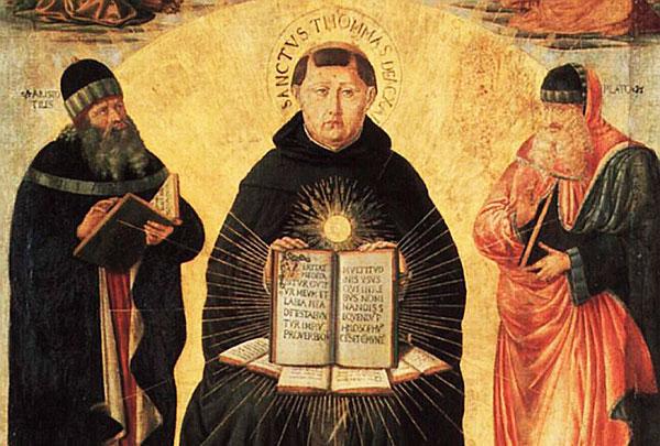 Santo Tomás de Aquino, 1225-1274
