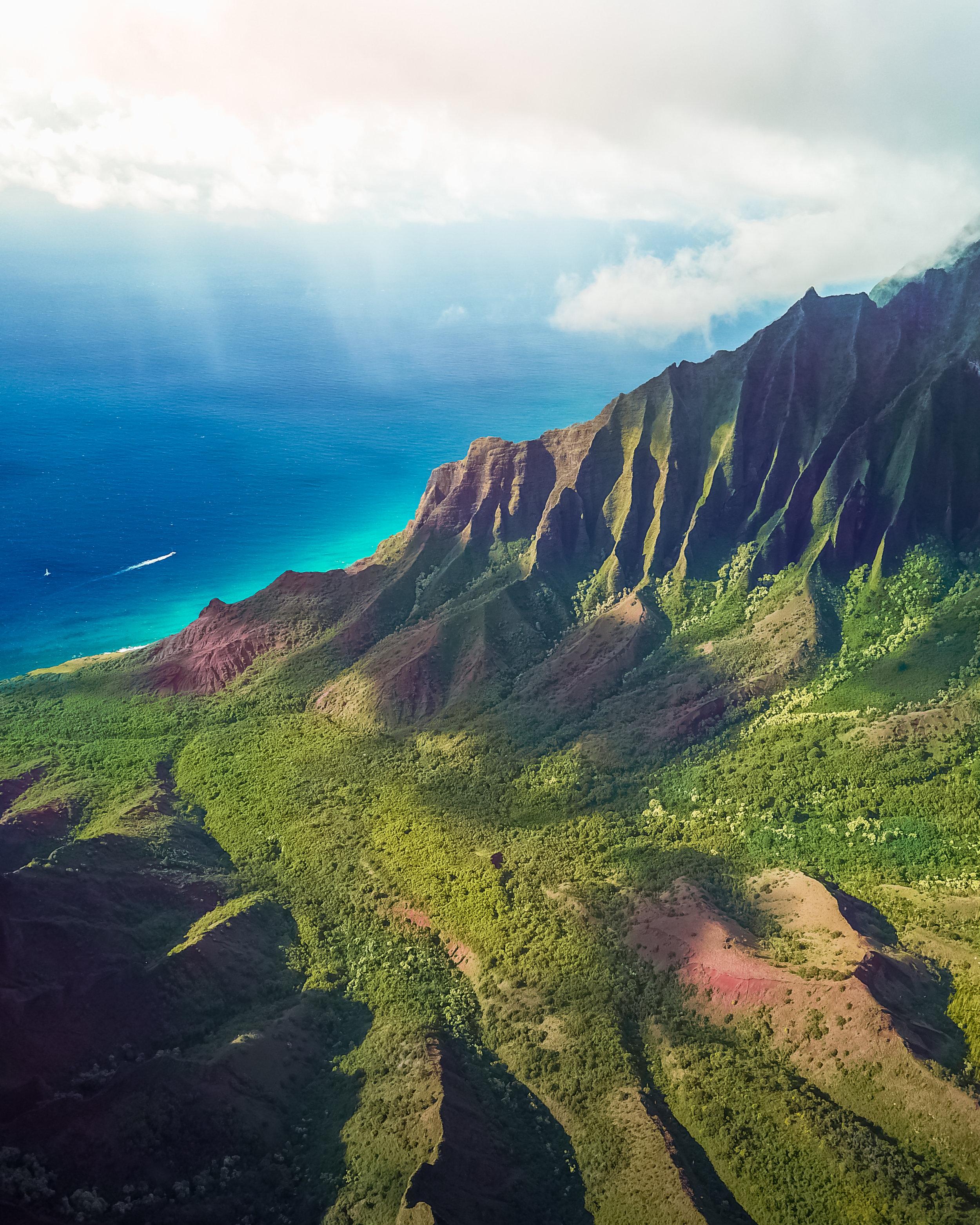 dji drone kauai hawaii connor trimble