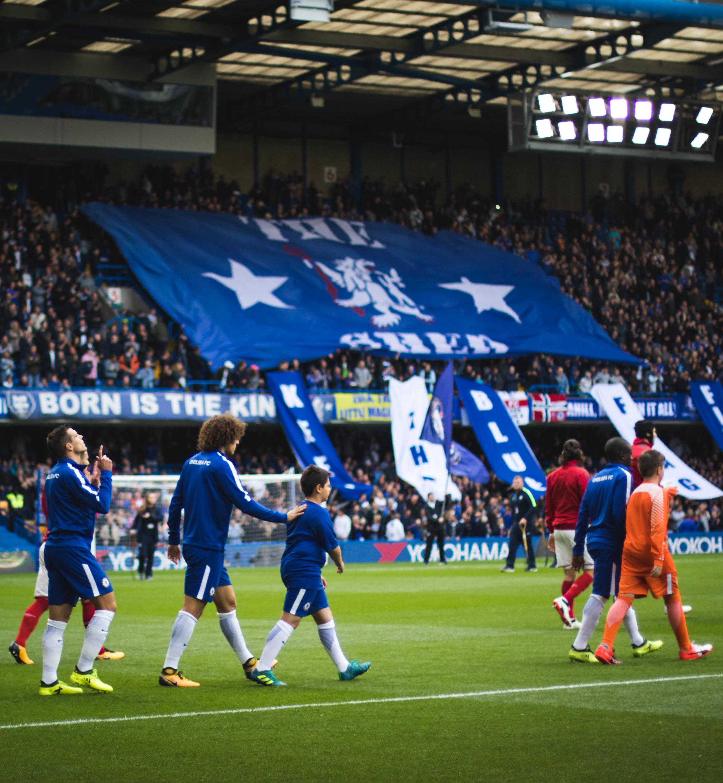 chelsea soccer game london