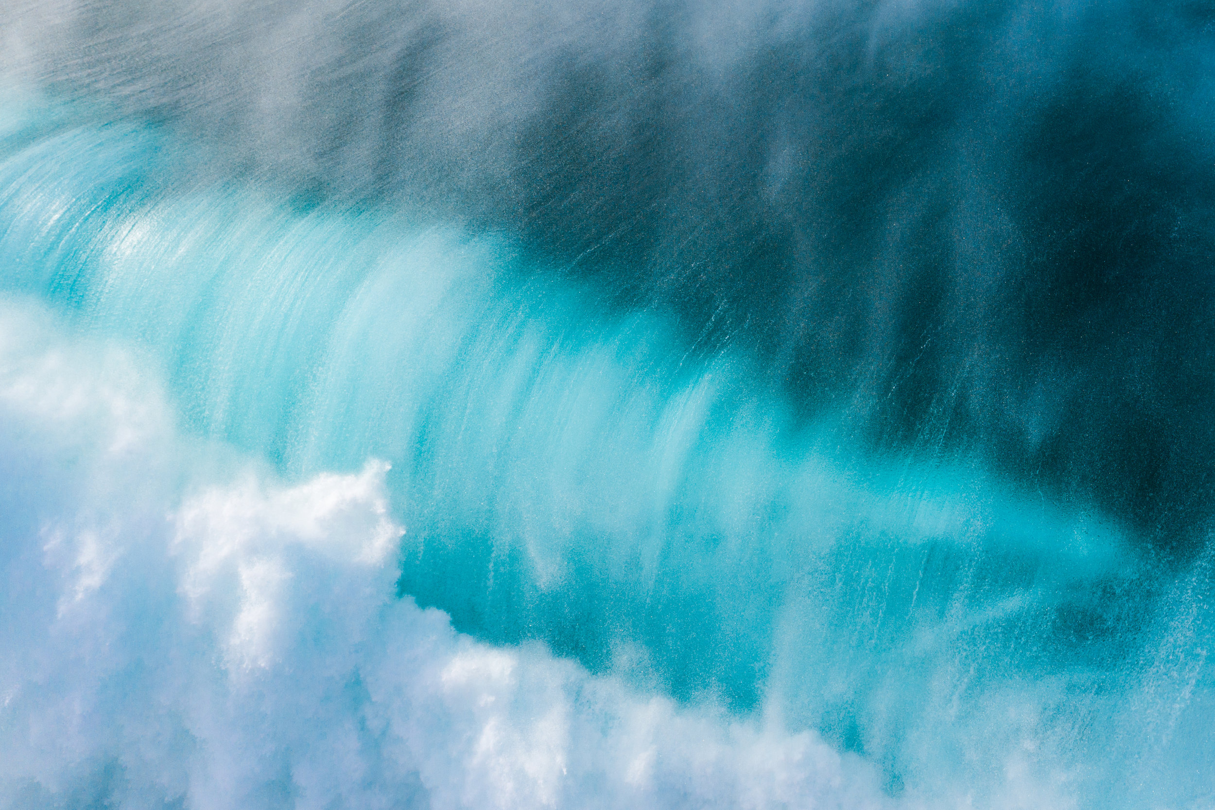 drone wave photo