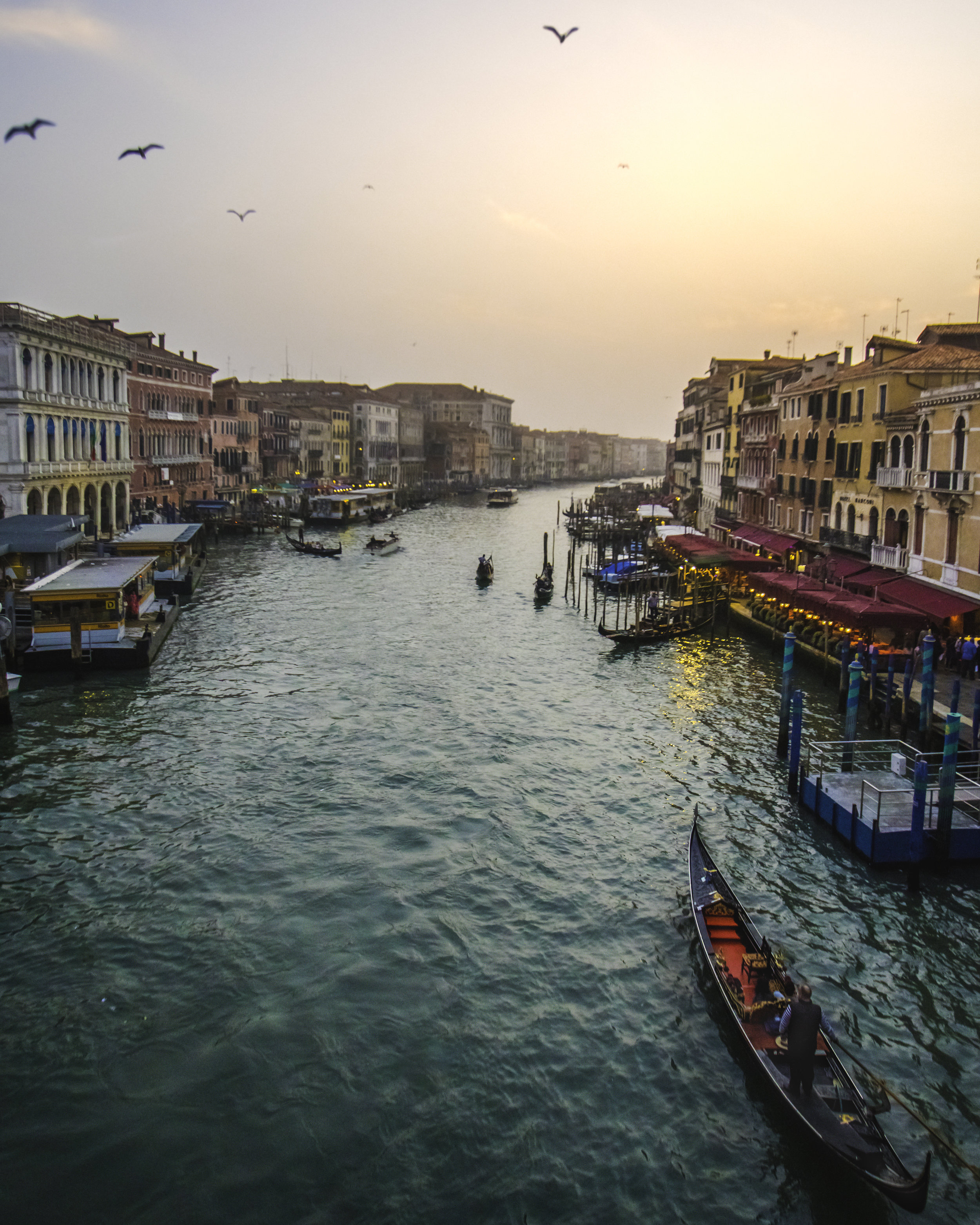 Venice, Italy by Connor Trimble