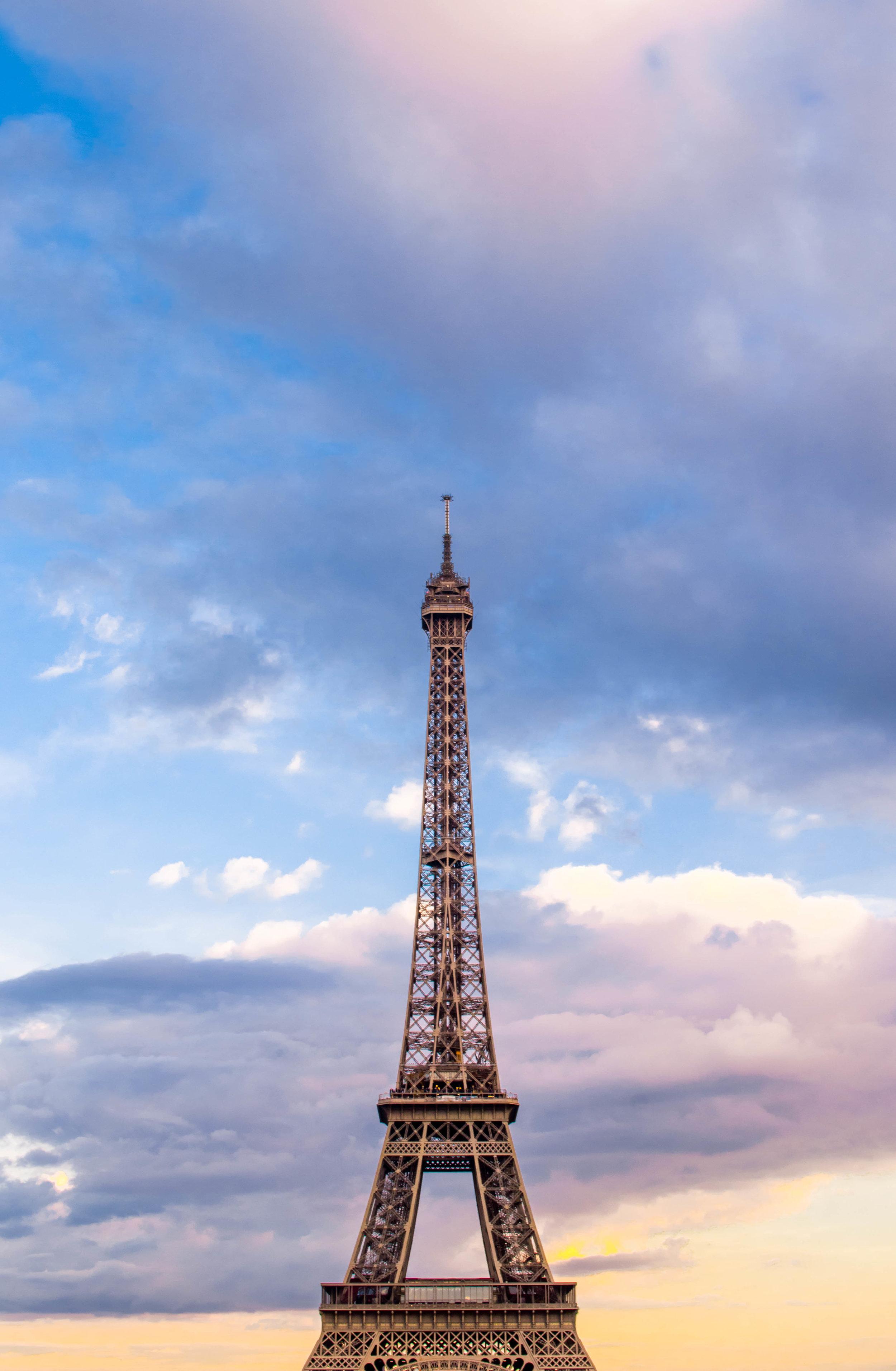 Eiffel Tower, Paris, France by Connor Trimble