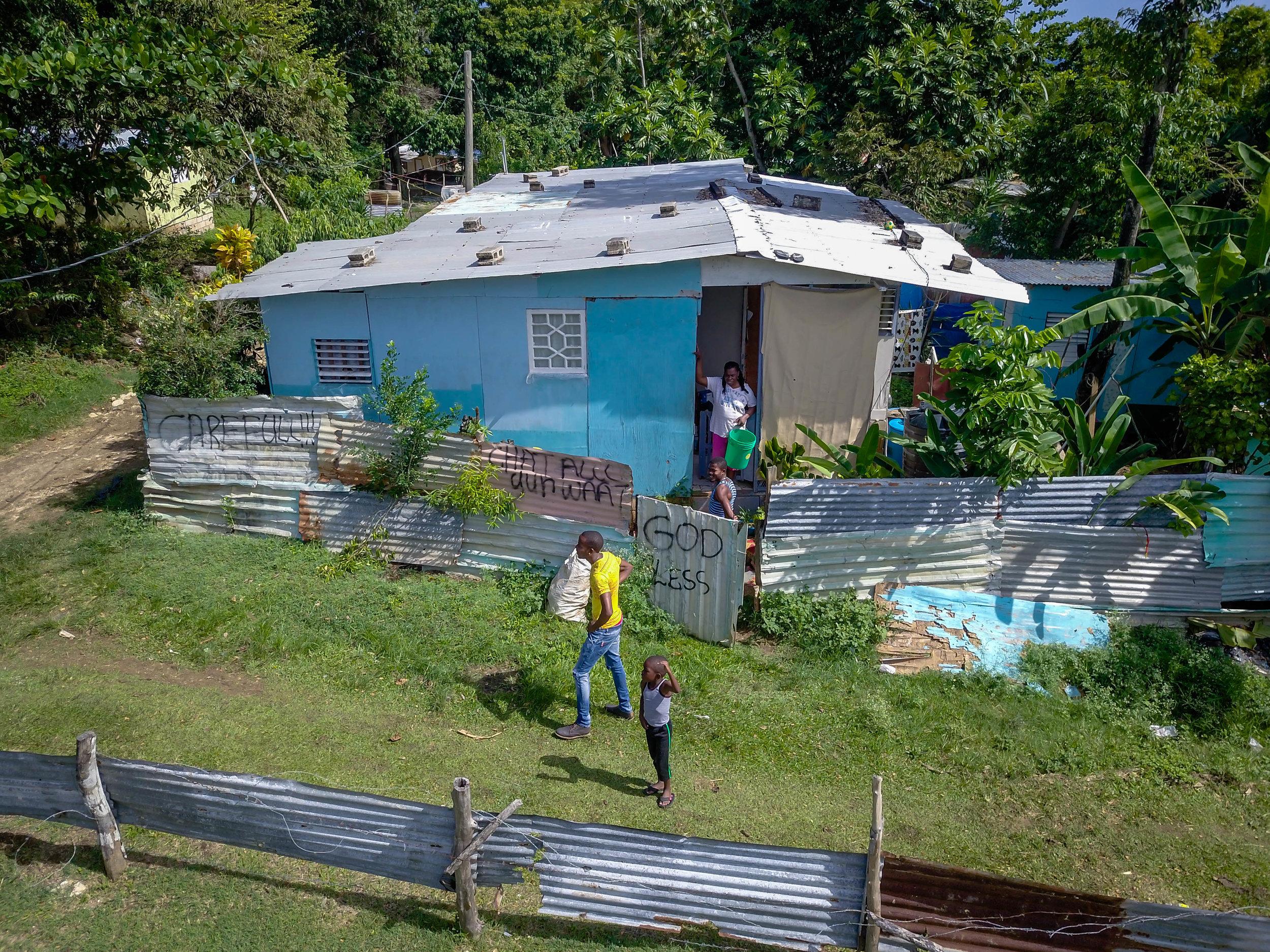 Jamaica DJI Drone shot