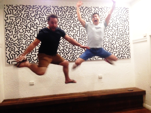 Men Who Jump