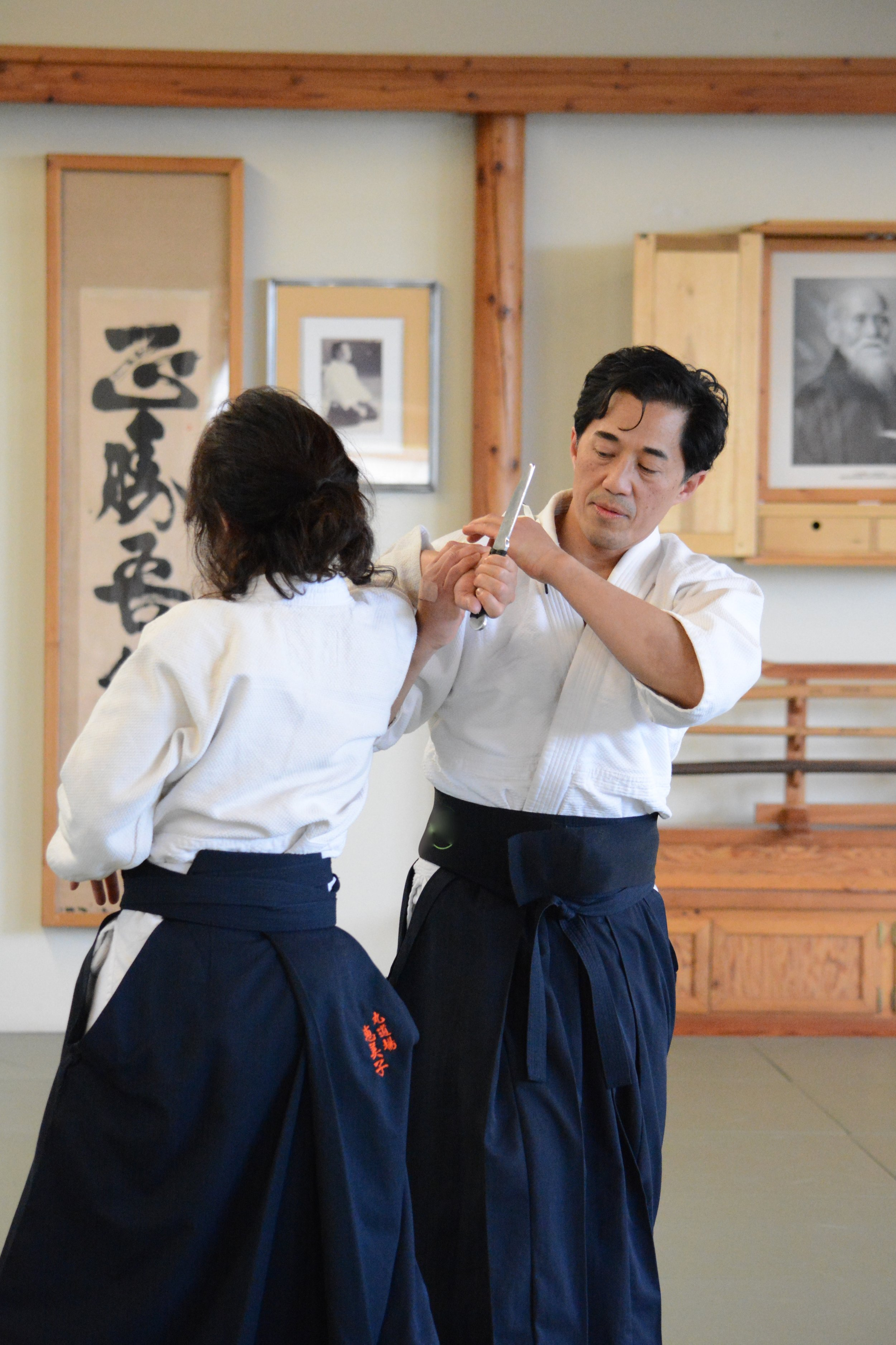 Instructor - In 1988, Ray Sensei set foot at Pasadena Aikikai, Pasadena.  It was the first step in a long and continuous journey into the world of martial arts.  Francis Takahashi Sensei (7th dan) was one of Ray's influential sensei.  Equally important,  Yoshimitsu Yamada Sensei (8th dan) left an imprint in Ray's aikido.In 2005, he became Pasadena Aikikai's Chief Instructor.  A few years later, he opened Maru Dojo (San Francisco, CA), a sister dojo to Pasadena Aikikai.Throughout the years in training Aikido, he also began his training in Filipino Martial Arts and Brazilian Jiu-Jitsu, which is part of the The Affiliates (Roy Dean).He also holds a black belt in Shorinji Kempo from the  San Francisco Branch headed by Harada Sensei.Maru Dojo is one of the unique dojos.  Ray sensei connects the dots between Aikido, Jiu-Jitsu and Filipino Martial Arts.