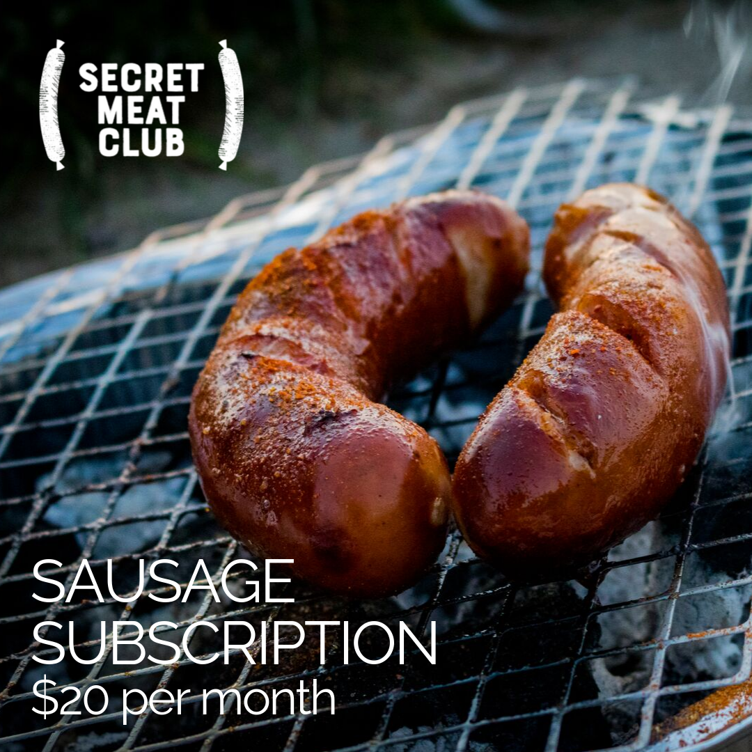 SAUSAGE PACKAGE ($20) - Each
