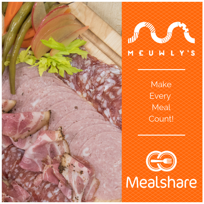 "MEALSHARE - We've partnered with Mealshare since 2017 to help ""Make Every Meal Count""Thanks to the support of our subscribers, we've been able to provide over 3,000 meals to local youth in need.www.mealshare.ca"