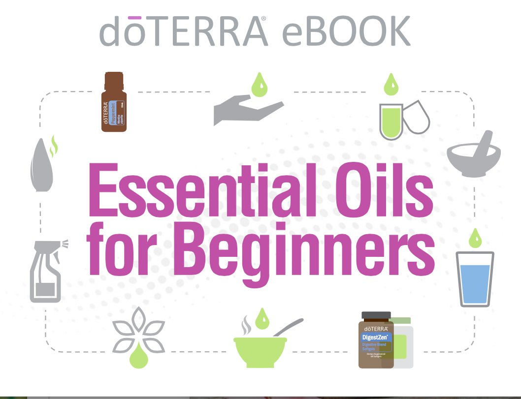 doTERRA Essential oils for beginners