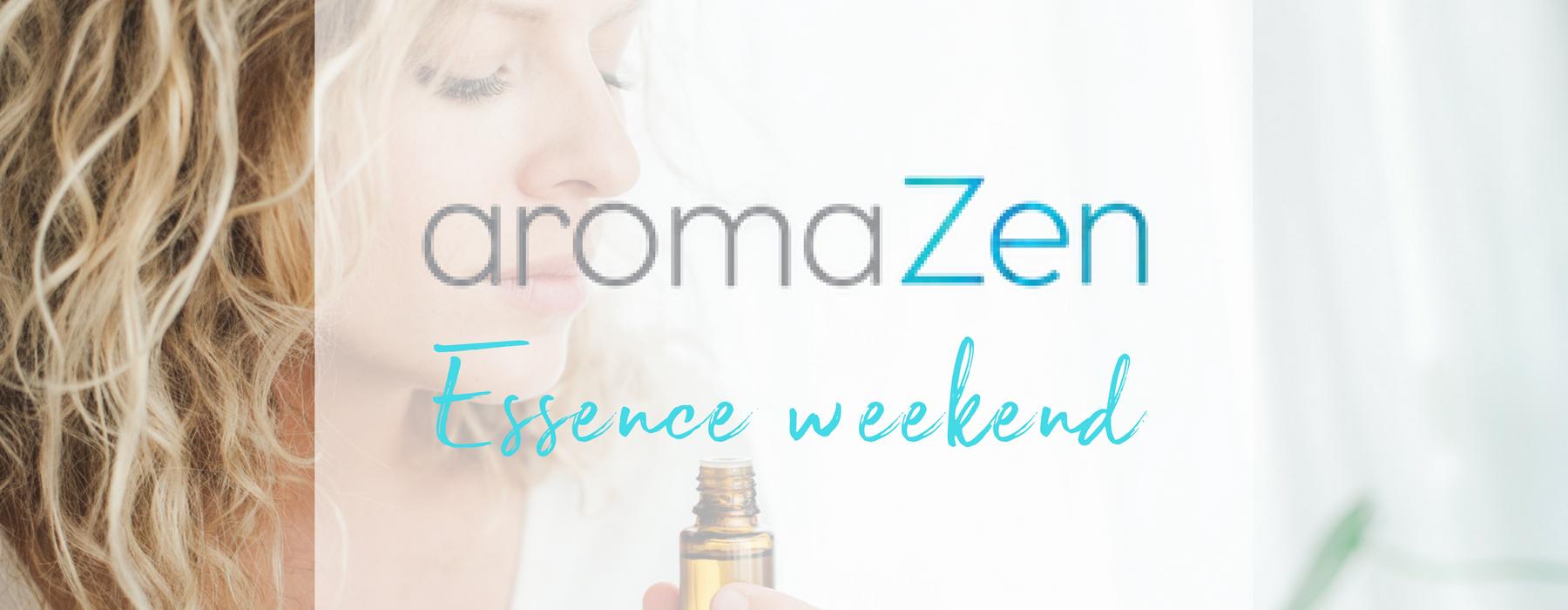 aromaZen Essence Weekend Immersion