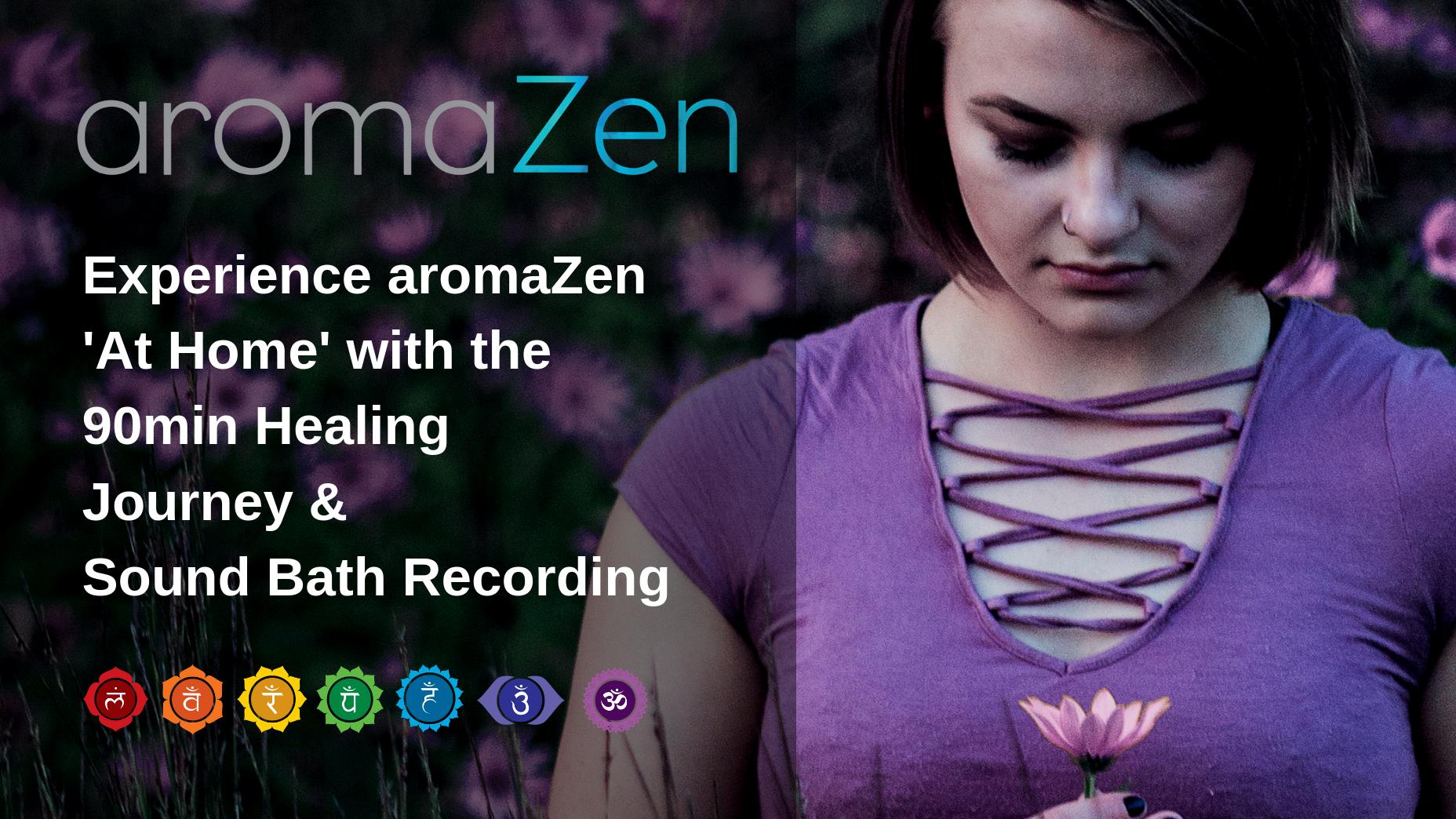 aromaZen at home