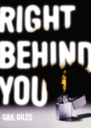 Right Behind you cover