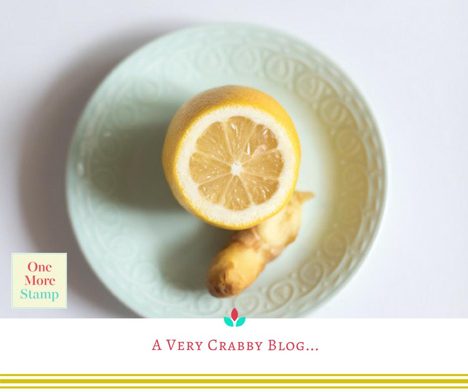 A Very Crabby Blog