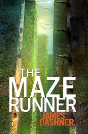 The Maze Runner cover