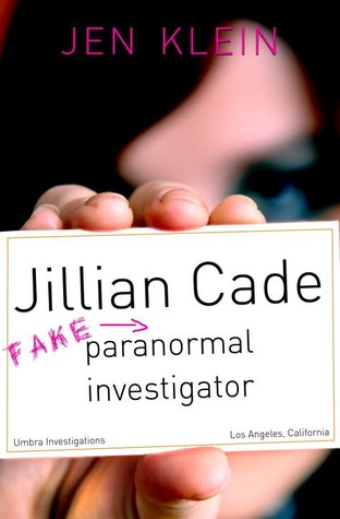 Jillian Cade: (Fake) ParanormalInvestigator is going on my TBR pile.