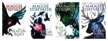 The Raven Cycle covers