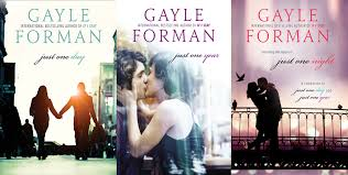Just One Day series cover