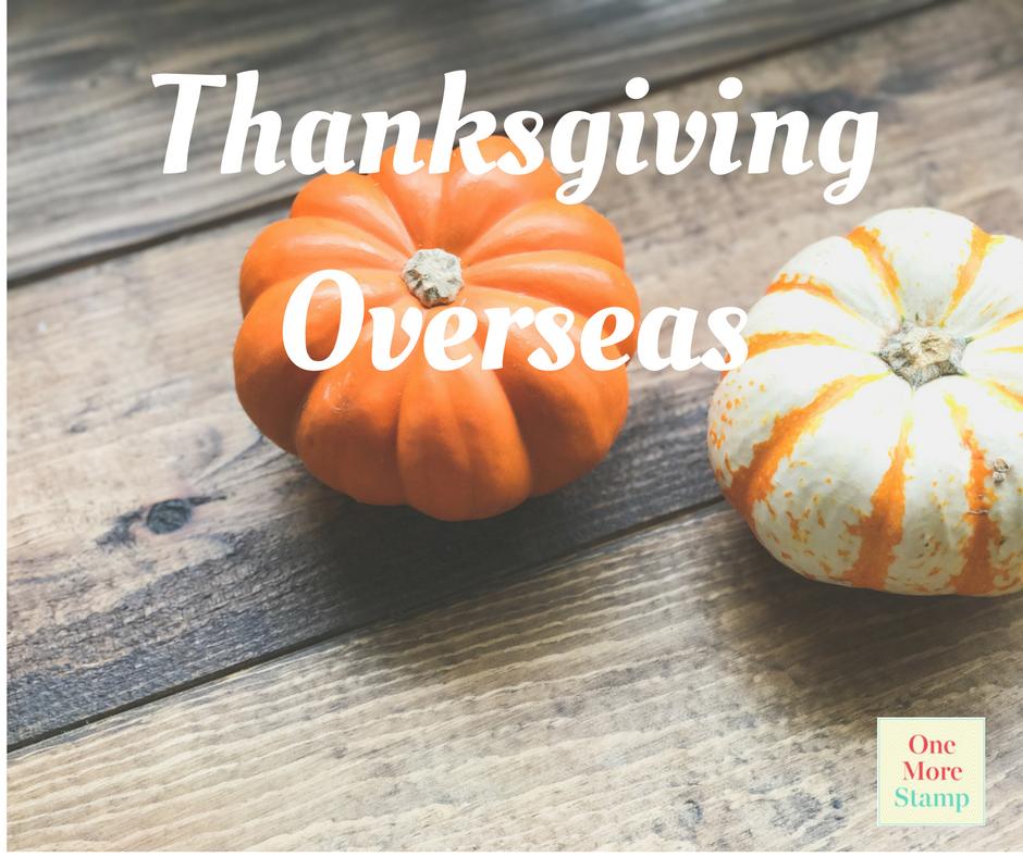 Thanksgiving www.onemorestamp.co