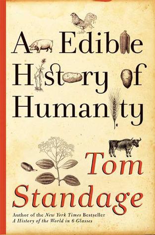 an edible history cover
