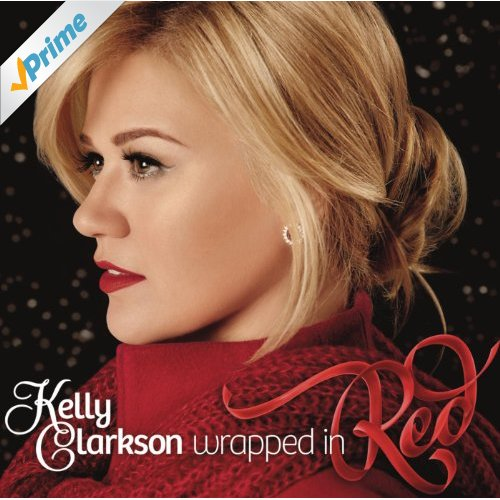 Wrapped in red cover