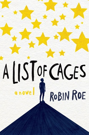 Book Review: A List of Cages by Robin Roe www.onemorestamp.com