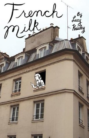 French Milk by Lucy Knisley cover