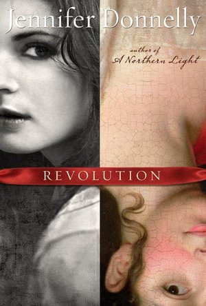Revolution by Jennifer Donnelly cover